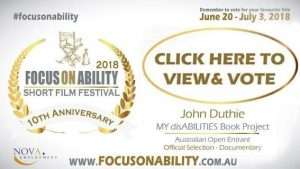 click here to vote in the focus on ability film festival