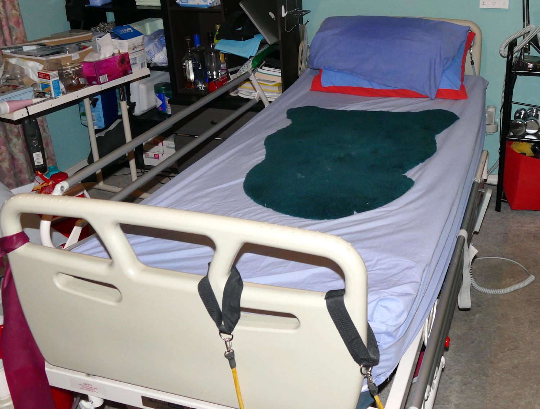 john's bed