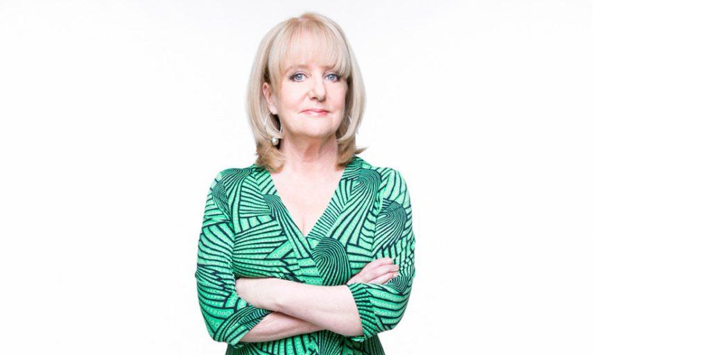 Denise Scott loves telling disabled jokes about her mother