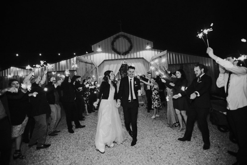 Jasmine and Bailey's Wedding